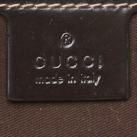 GUCCI GG SUPREME / PLUS BOSTON BAG - leefluxury.com