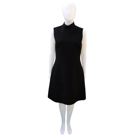 MICHAEL KORS WOOL SLEEVES SHIFT DRESS on Leef luxury authentic designer resale consignment