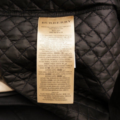 BURBERRY HARTLINGTON JACKET WITH REMOVABLE QUILTED VEST NWT