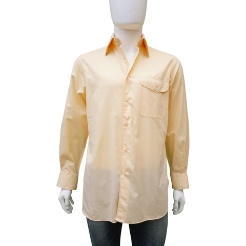 ZILLI WOVEN BUTTON-UP SHIRT