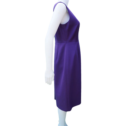 ELIE TAHARI SLEEVELESS COCKTAIL NIGHT OUT KNEE-LENGTH DRESS - leefluxury.com