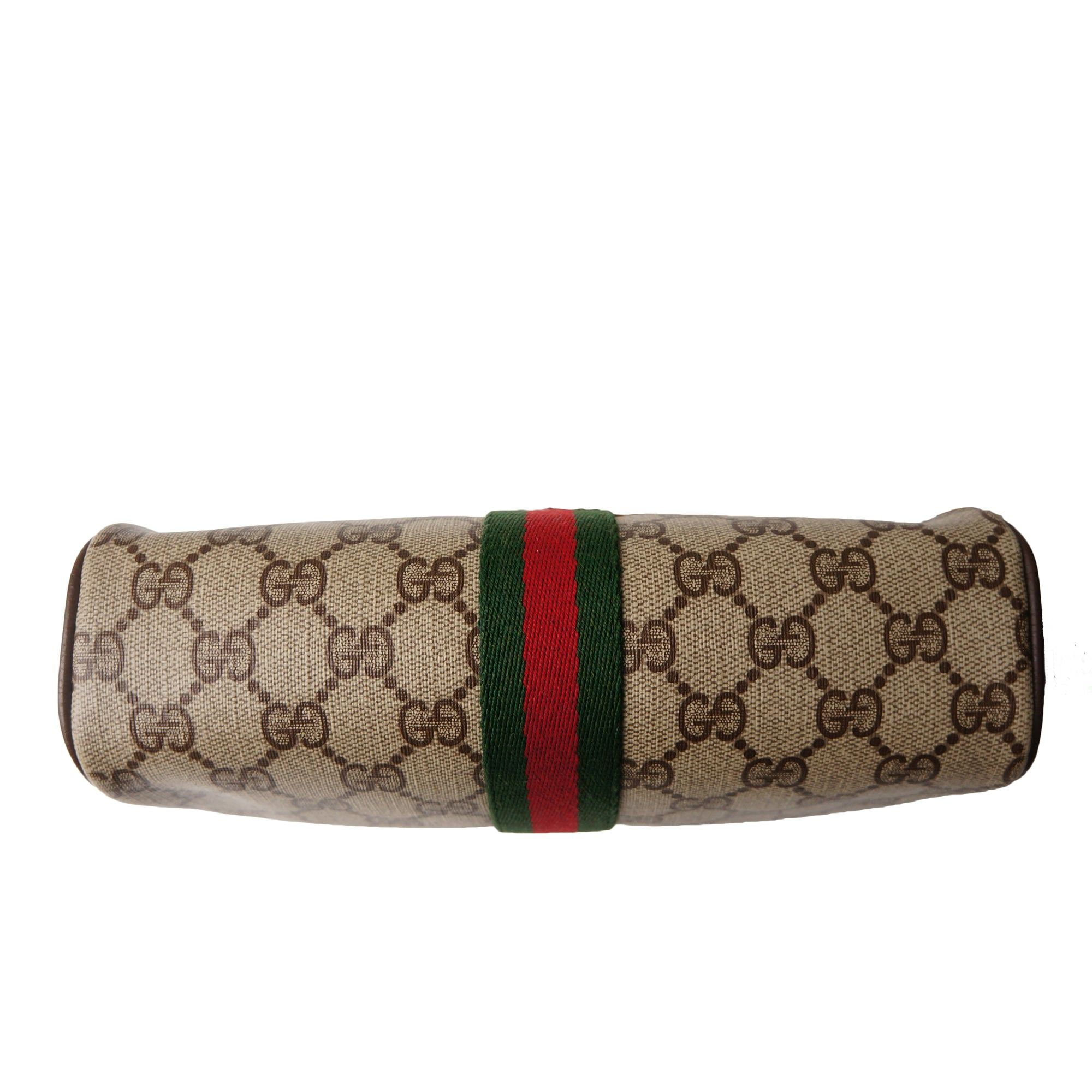 9cf5b5b0b803 ... GUCCI GG SUPREME WEB CROSSBODY BAG Shop online the best value on authentic  designer used preowned ...