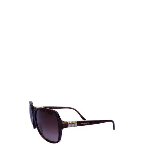 BVLGARI TORTOISESHELL OVERSIZED SUNGLASSES Shop the best value on authentic designer resale consignment on Leef Luxury