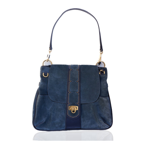 CHLOÉ 2016 LEXA SATCHEL BAG Shop the best value on authentic designer resale consignment on Leef Luxury