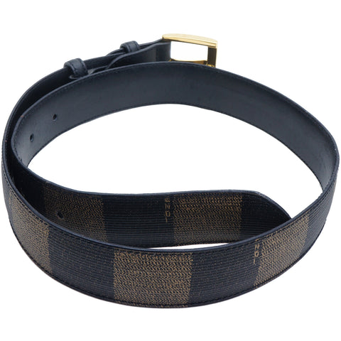 FENDI PEQUIN WAIST BELT Shop the best value on authentic designer resale consignment on Leef Luxury.