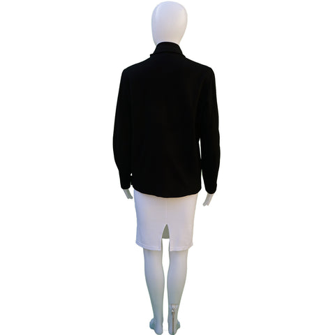 HELMUT LANG CASUAL WOOL JACKET Shop the best value on authentic designer resale consignment on Leef Luxury.