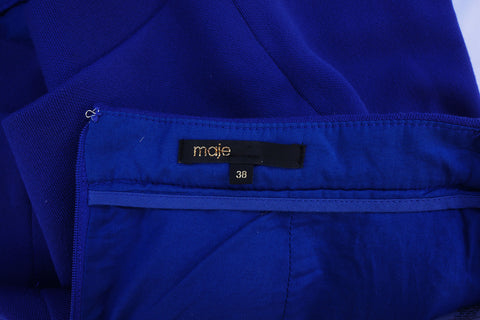 MAJE MINI PLEATED SKIRT Shop the best value on authentic designer resale consignment on Leef Luxury.