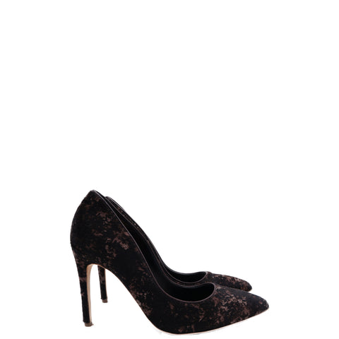 RUPERT SANDERSON PONYHAIR PUMP Shop online the best value on authentic designer used preowned consignment on Leef Luxury.
