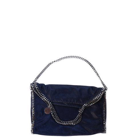 STELLA MCCARTNEY SHAGGY DEER FALABELLA FOLD-OVER TOTE Shop the best value on authentic designer resale consignment on Leef Luxury