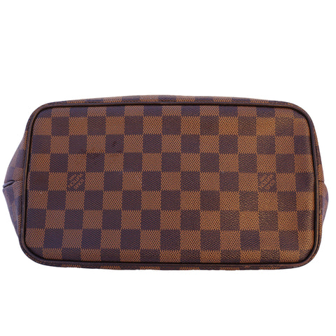 LOUIS VUITTON DAMIER EBENE WESTMINSTER PM BAG - leefluxury.com