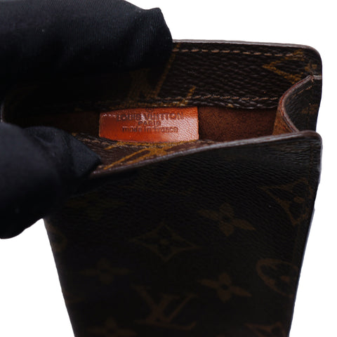 LOUIS VUITTON MONOGRAM SUNGLASS EYEGLASS CASE - leefluxury.com