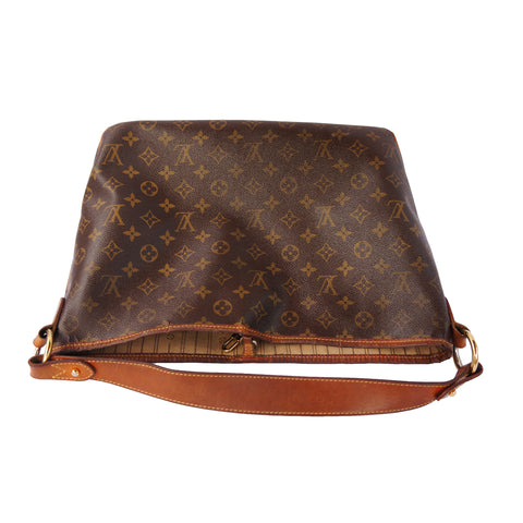 LOUIS VUITTON MONOGRAM DELIGHTFUL PM HOBO SHOULDER BAG  Shop online the best value on authentic designer used preowned consignment on Leef Luxury.