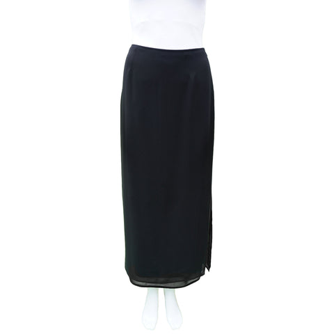 MARELLA MAXI LONG COCKTAIL SKIRT - leefluxury.com