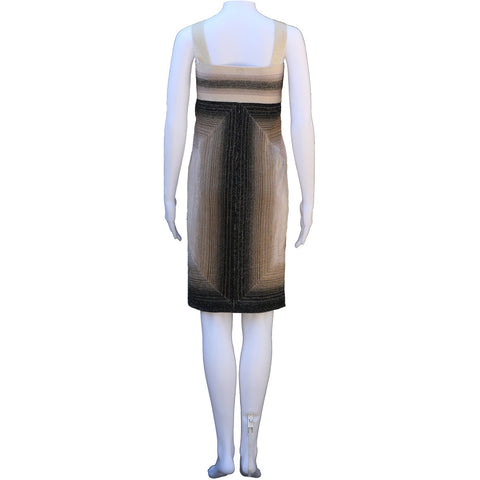 MISSONI CHAMPAGNE COCKTAIL DRESS