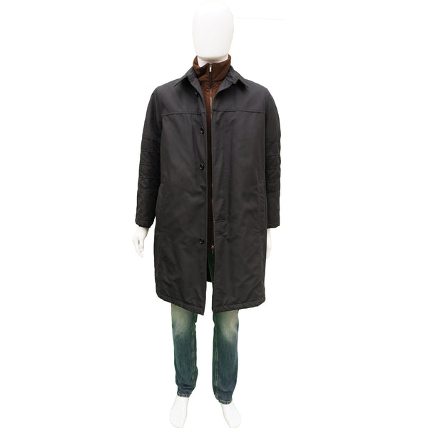 PAL ZILERI TWO IN ONE TRENCH COAT