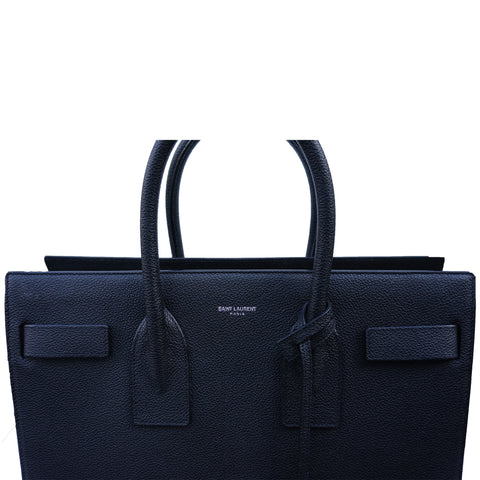 SAINT LAURENT SMALL SAC DU JOUR - leefluxury.com