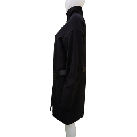 CHANEL WOOL COAT WITH QUILTED LINING COAT Shop online the best value on authentic designer used preowned consignment on Leef Luxury.Shop online the best value on authentic designer used preowned consignment on Leef Luxury.