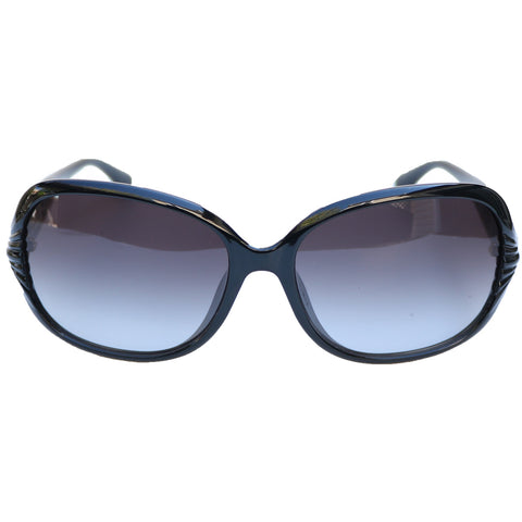 SALVATORE FERRAGAMO BLACK SUNGLASSES - leefluxury.com