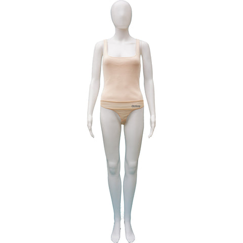 CHANEL BLUSH BODYSUIT on Leef luxury authentic designer resale consignment