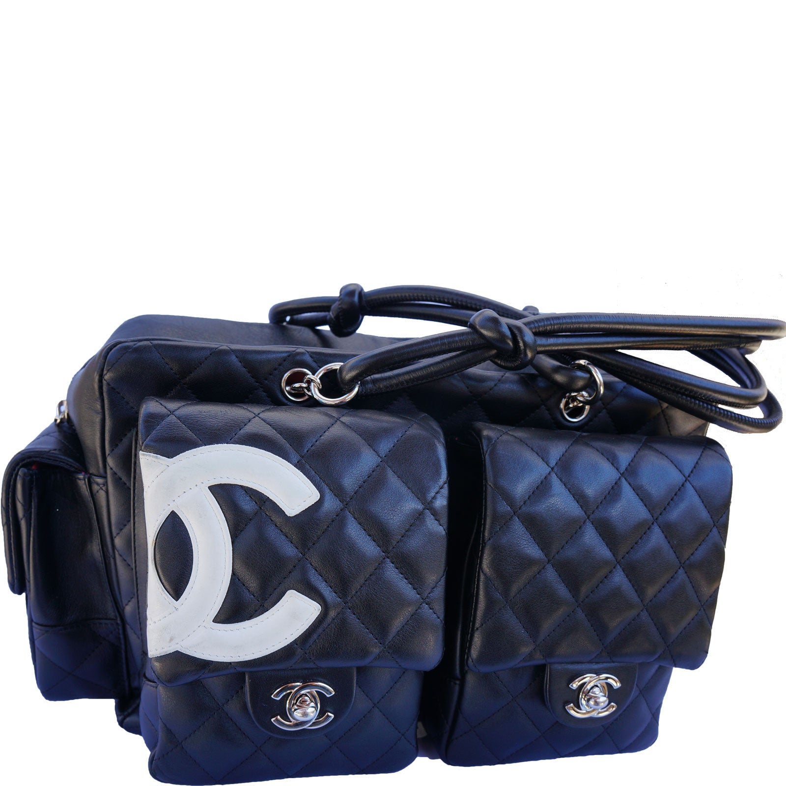 c4f7495a73d6fb ... CHANEL LIGNE CAMBON LARGE REPORTER BAG on Leef luxury authentic  designer resale consignment ...