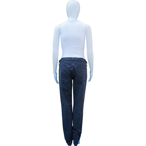 CITIZENS OF HUMANITY DISTRESSED SKINNY JEANS - leefluxury.com