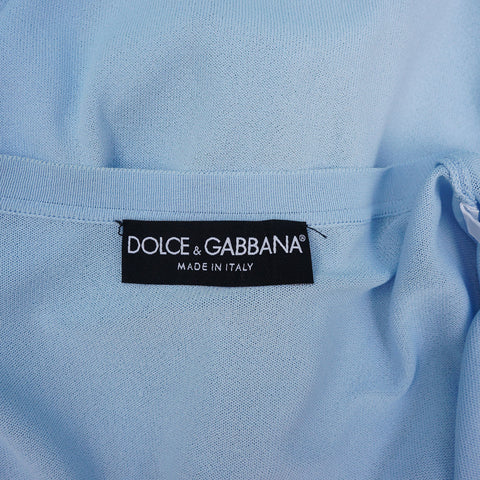 DOLCE & GABBANA OPEN FRONT CARDIGAN SET