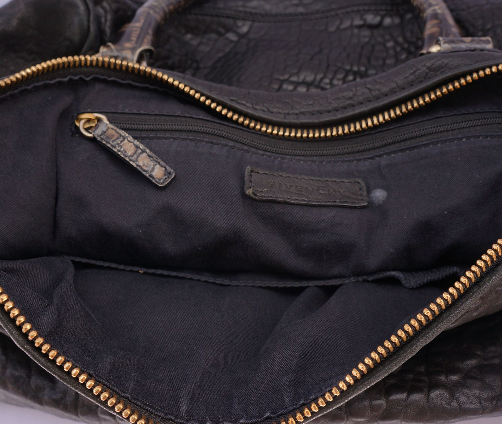 dffd0ba6958 ... GIVENCHY LARGE PANDORA SATCHEL on Leef luxury authentic designer resale  consignment