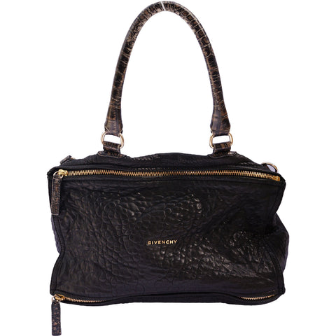 GIVENCHY LARGE PANDORA SATCHEL on Leef luxury authentic designer resale consignment