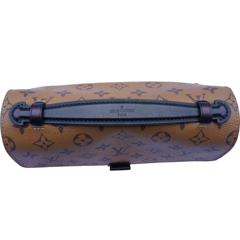 LOUIS VUITTON REVERSE MONOGRAM METIS POCHETTE Shop the best value on authentic designer resale consignment on Leef Luxury.
