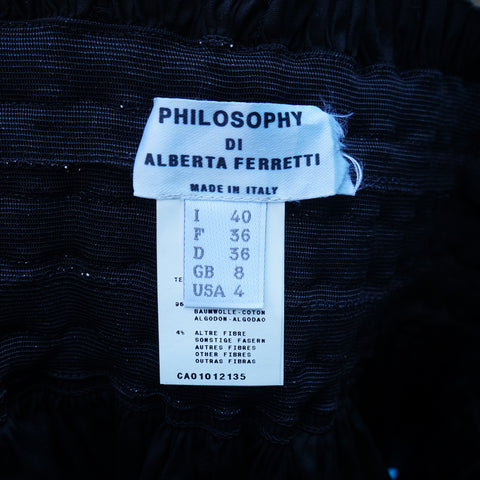 PHILOSOPHY DI ALBERTA FERRETTI FULL SKIRT - leefluxury.com