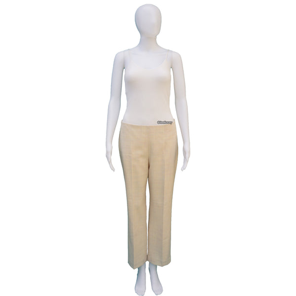 THE ROW WOOL CROPPED PANTS NEW WITH TAGS