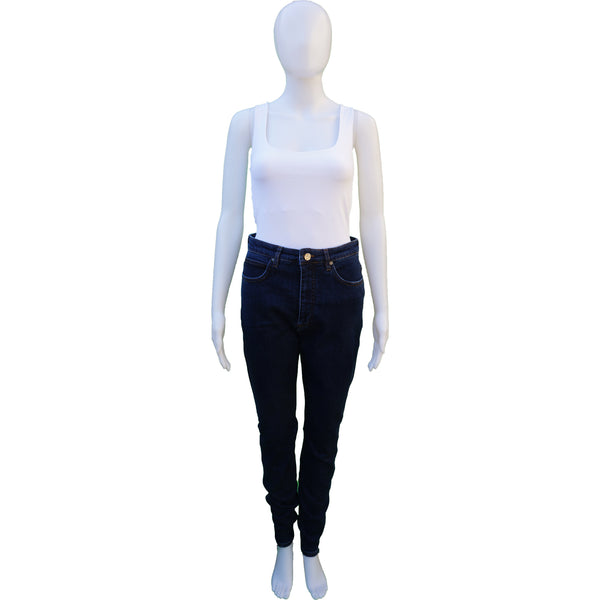 VICTORIA BECKHAM HIGH-RISE SKINNY JEANS NEW WITH TAGS SIZE 30