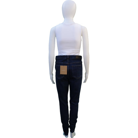 VICTORIA BECKHAM DENIM HIGH-RISE SKINNY JEANS NEW WITH TAGS Shop the best value on authentic designer resale consignment on Leef Luxury.