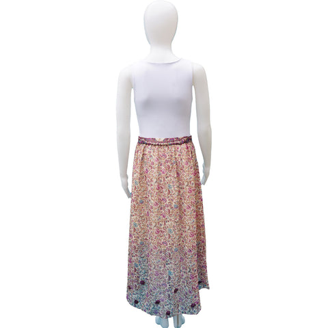 ZADIG & VOLTAIRE RIMANA BEADED SKIRT on Leef luxury authentic designer resale consignment