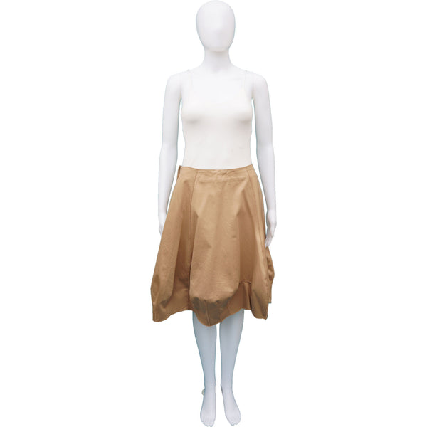 HAUTE TAN BUBBLE SKIRT
