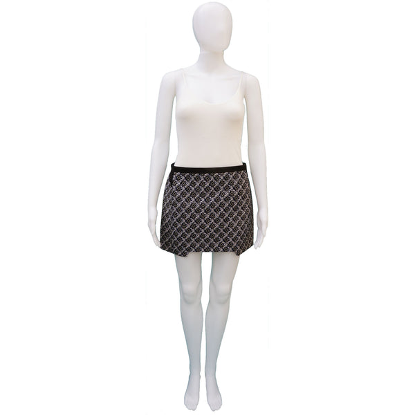 MAJE KNIT MINI SKIRT NEW WITH TAGS