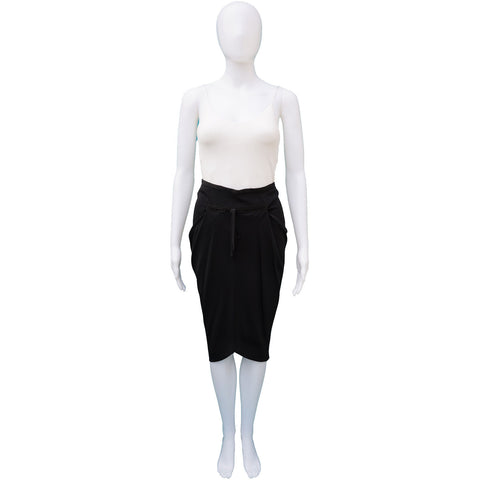 MOSCHINO ASYMMETRICAL SKIRT on Leef luxury authentic designer resale consignment