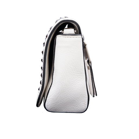 MARC JACOBS P.Y.T. LEATHER SHOULDER BAG Shop online the best value on authentic designer used preowned consignment on Leef Luxury.
