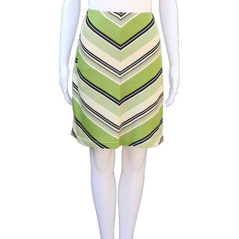 MISSONI-LOOK SKIRT - leefluxury.com