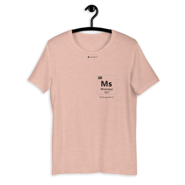 The Mississippi Element \ Bella + Canvas 3001™ Unisex Premium T-Shirt