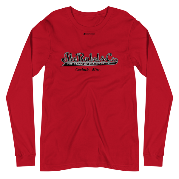 Abe Rubel & Co. \ Bella + Canvas 3501™ Unisex Long Sleeve Tee