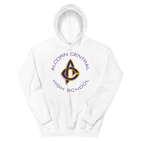 ACHS Retro AC \ Gildan™ 18500 Unisex Hooded Sweatshirt