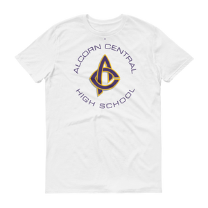 ACHS Retro AC \ Anvil Lightweight Fashion Short-Sleeve T-Shirt