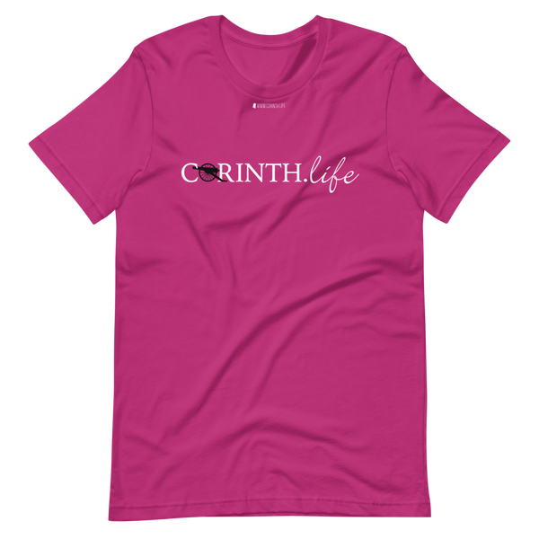 Corinth.Life with a Cannon \ Bella + Canvas 3001™ Unisex Premium T-Shirt