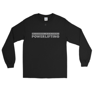 ACHS POWERLIFTING \ Gildan™ 2400 Men's Long Sleeve Shirt