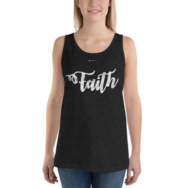Faith \ Bella + Canvas 3480 Unisex Tank Top