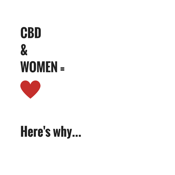 Discover the benefits of CBD oil for women