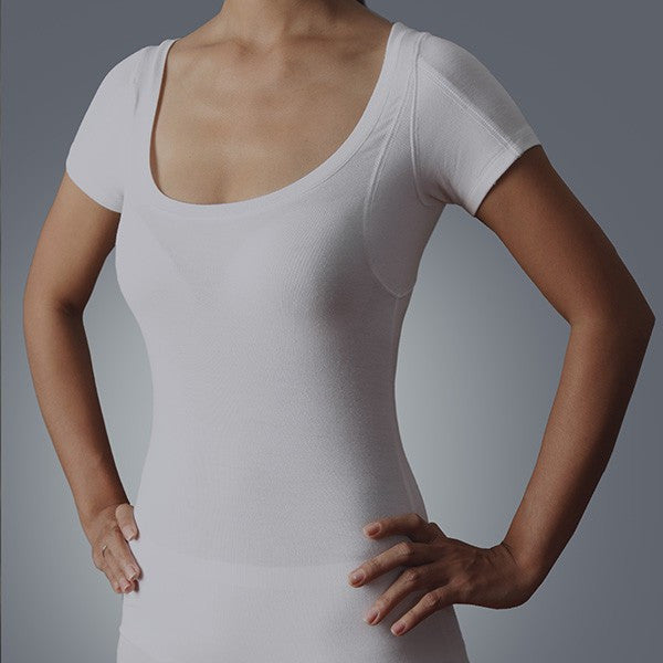 Womens Single Scoop Neck Undershirt
