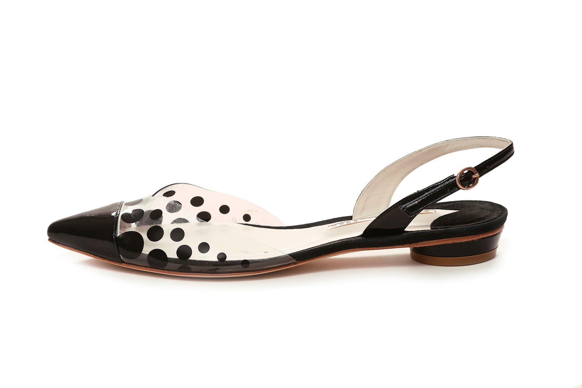 7a61ff232f Designer Flat Sling Backs Shoes | Sophia Webster | theFinds