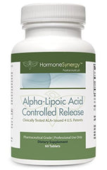 Alpha-Lipoic Acid CR | 600 mg ALA plus 450 mcg Biotin | Free Shipping!